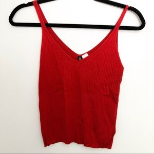 H&M Divided Tank Top